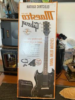 Maestro By Gibson Electric Guitar Kit Starter Double Cutaway
