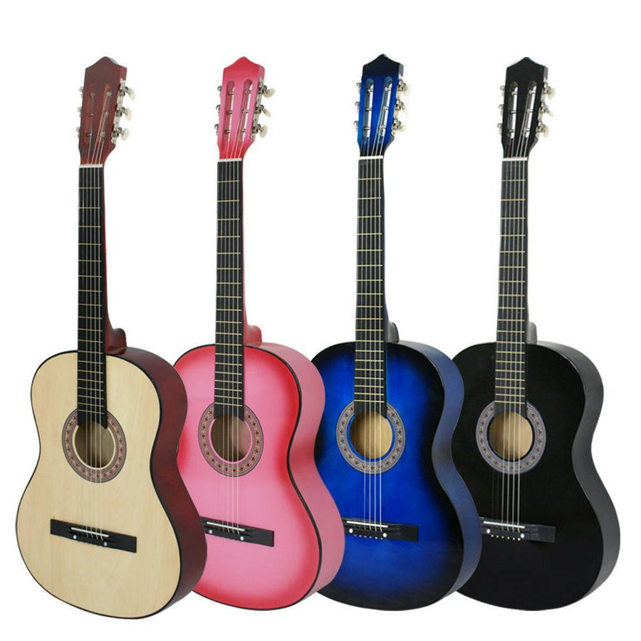 38 new beginners acoustic guitar with guitar