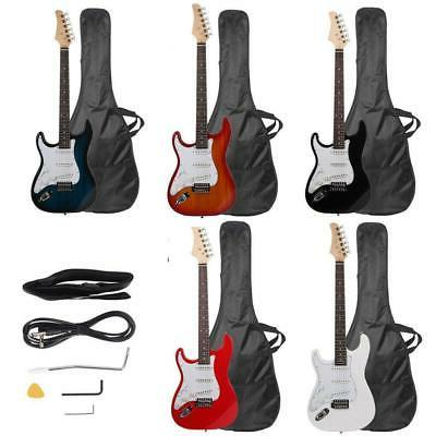 39 37 beginner sunset electric guitar bag