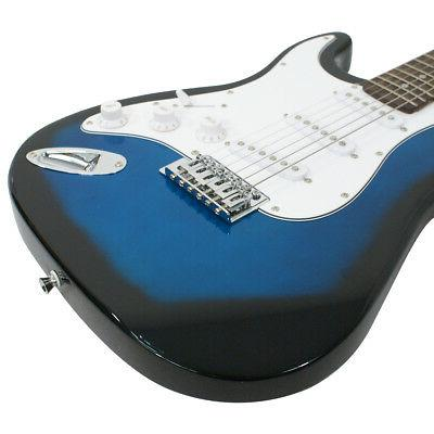 Full Size Guitar with Amp, and