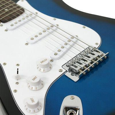 Full Size Guitar with and Accessories