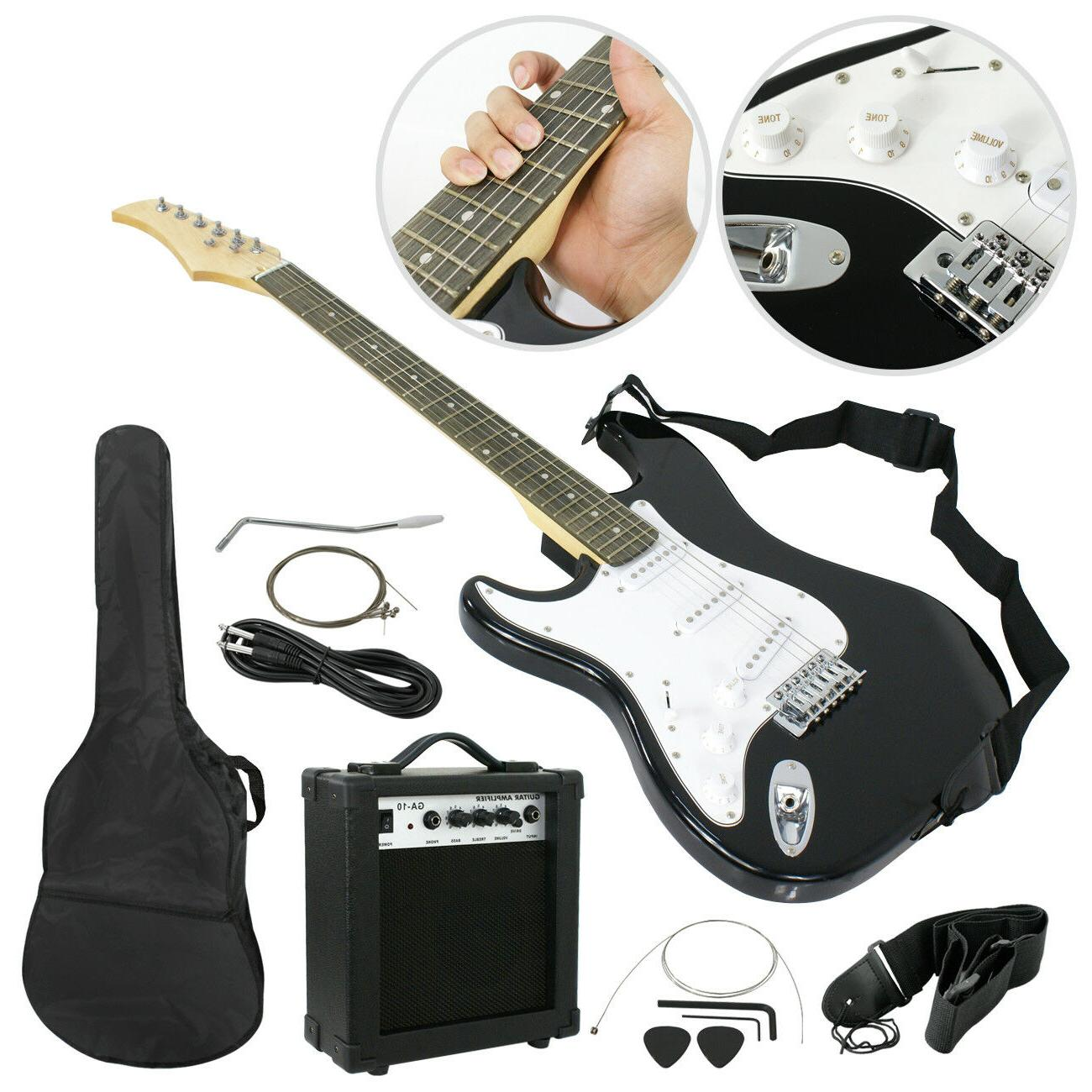 Full Guitar with and Accessories