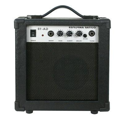 Full Size with Amp, Case Accessories Pack