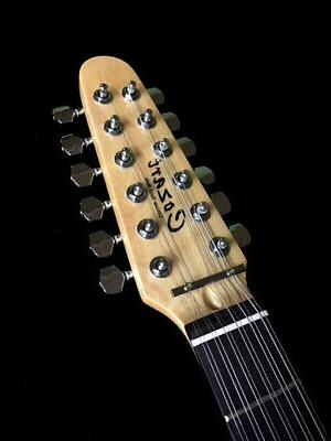 NEW STRING STYLE NATURAL ELECTRIC GUITAR-SMOOTH ACTION